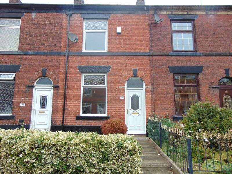 2 Bedrooms Terraced House for sale in Walshaw Road, Elton, Bury
