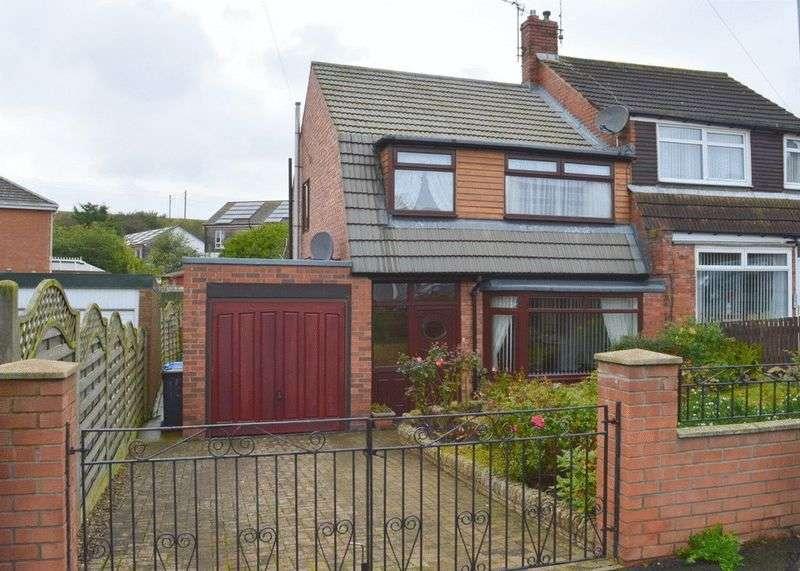 3 Bedrooms Semi Detached House for sale in 16 Ladywell Road, Tweedmouth, Berwick-Upon-Tweed
