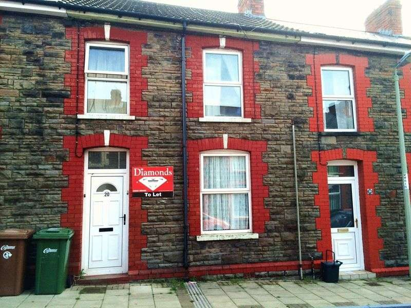 2 Bedrooms Terraced House for sale in William Street, Trethomas