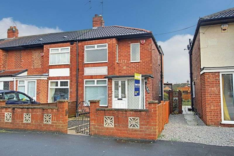 3 Bedrooms Terraced House for sale in Moorhouse Road, Hull