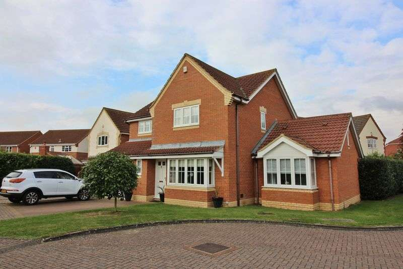 4 Bedrooms Detached House for sale in Barton-le-Clay