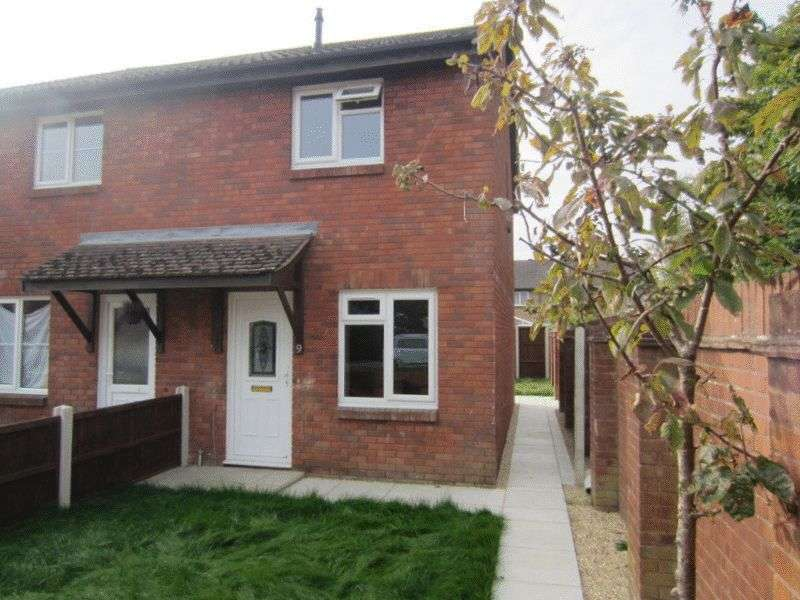 2 Bedrooms Semi Detached House for sale in MUSCLIFF
