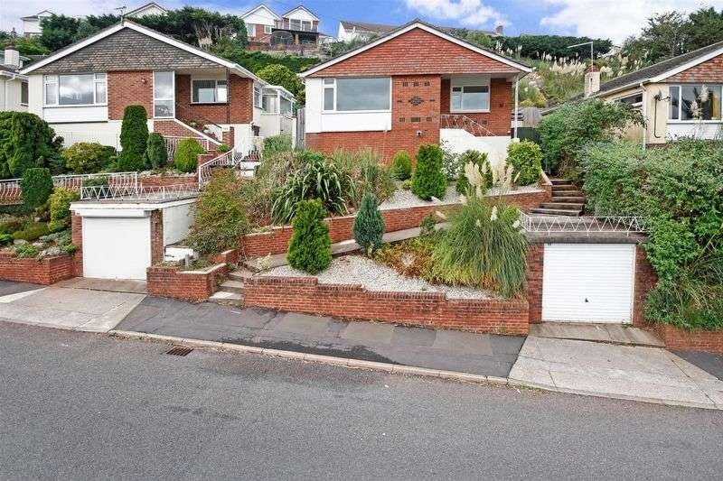 2 Bedrooms Detached Bungalow for sale in Penwill Way, Paignton