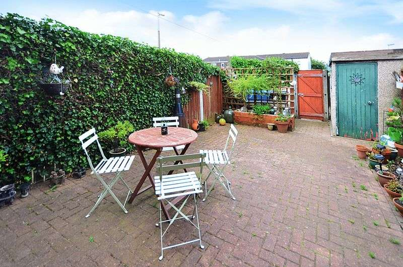 3 Bedrooms Terraced House for sale in Arley Drive, Widnes