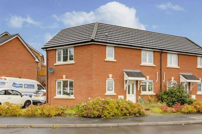 2 Bedrooms Semi Detached House for sale in ,