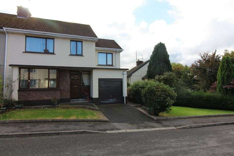 4 Bedrooms Semi Detached House for sale in 25 Ashgrove Park, Newry BT34 1QL