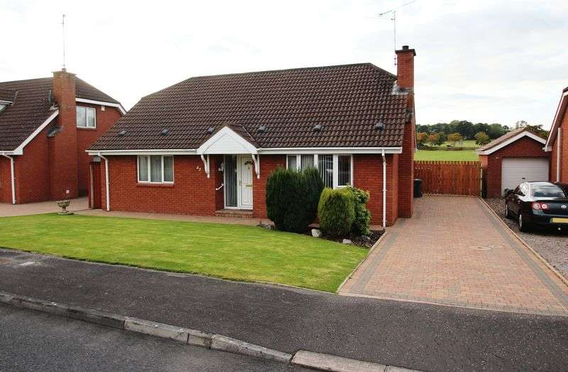 3 Bedrooms Detached Bungalow for sale in 42 Brook Road, Portadown, Co Armagh BT62 3LT