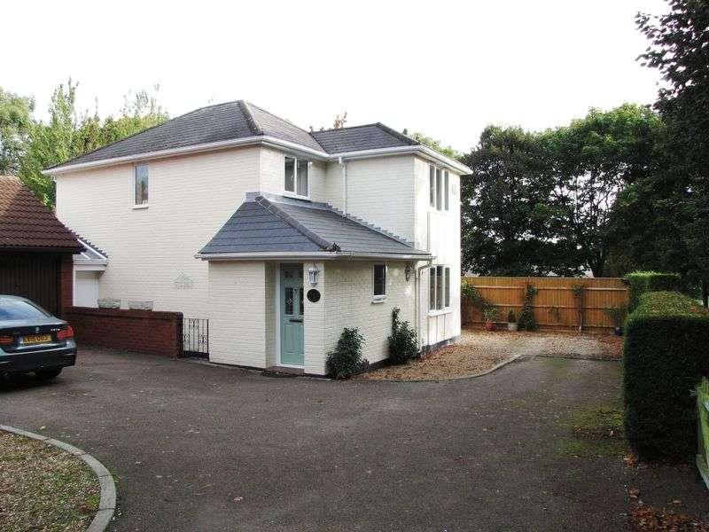 4 Bedrooms Detached House for sale in Hanscomb Close, Milton Keynes