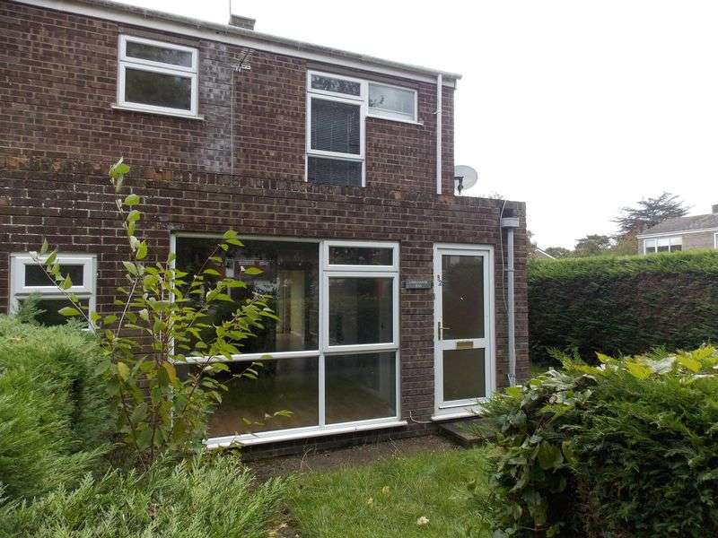 3 Bedrooms Semi Detached House for sale in Lindisfarne Road, Bury St. Edmunds