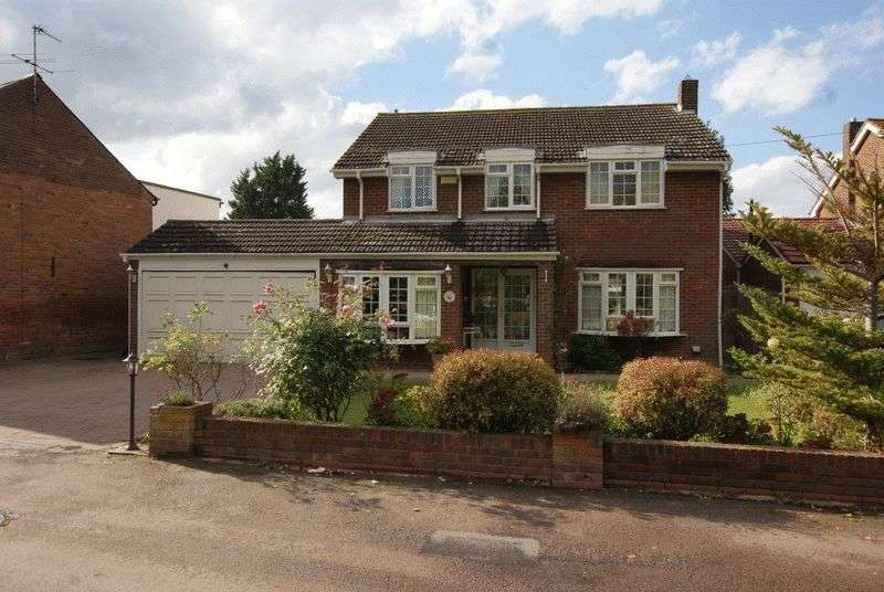 4 Bedrooms Detached House for sale in BUCKLAND VILLAGE BUCKINGHAMSHIRE