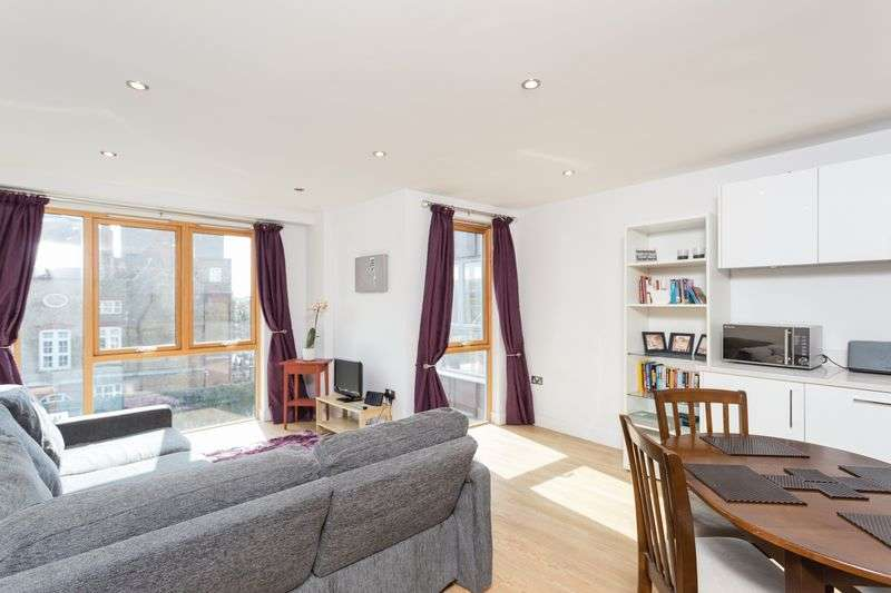 1 Bedroom Flat for sale in Old Bethnal Green Road, London