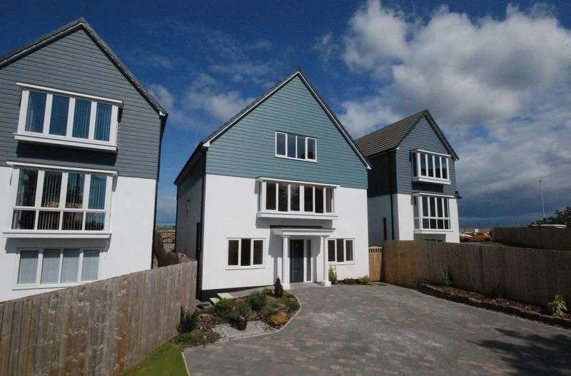 6 Bedrooms Detached House for sale in Tavistock Road, Derriford, Plymouth. A stunning 6 bedroomed brand new executive detached family home.