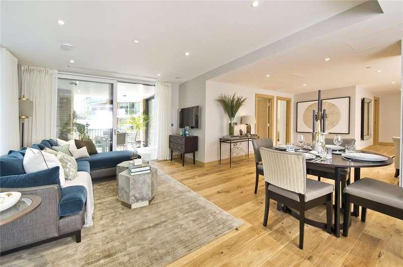 3 Bedrooms Flat for sale in Paddington Exchange, London, W2