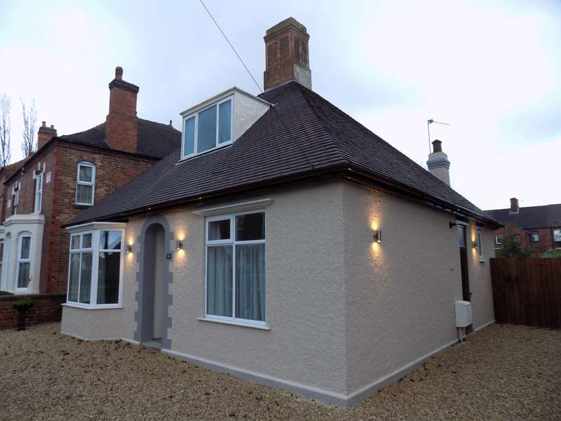 3 Bedrooms Bungalow for sale in Regent street, Swadlincote, Derbyshire, DE11