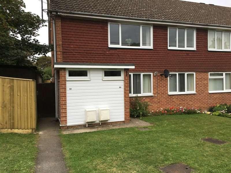 2 Bedrooms Maisonette Flat for sale in Wood Lane Close, Reading, Berkshire, RG4