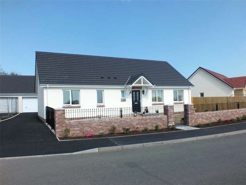 3 Bedrooms Detached Bungalow for sale in Plot No 49, Myrtle Meadows, Steynton, Milford Haven