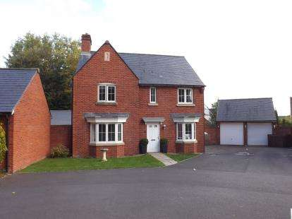 4 Bedrooms Detached House for sale in Camellia Drive, Almondsbury, Bristol, Gloucestershire