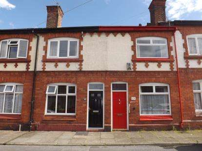 2 Bedrooms Terraced House for sale in Southern Street, Stockton Heath, Warrington, Cheshire, WA4