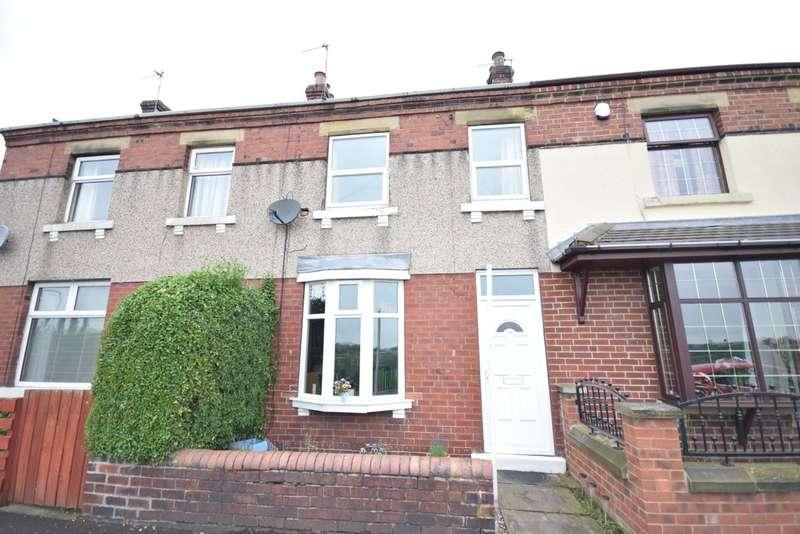 2 Bedrooms Terraced House for sale in Parker Road, Horbury, Wakefield