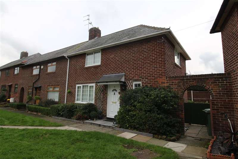 2 Bedrooms Semi Detached House for sale in Redhouse Bank, West Kirby, Wirral, CH48 5EH