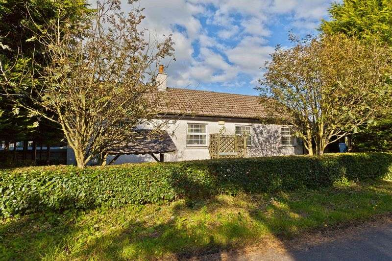 3 Bedrooms Cottage House for sale in Snowhill Cottage, by Falkirk