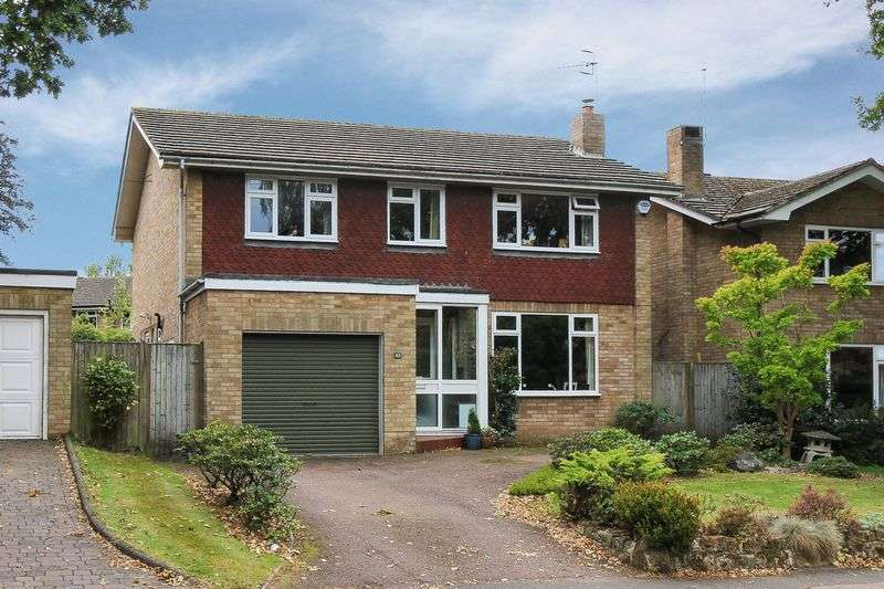 4 Bedrooms Detached House for sale in Dry Hill Park Road, Tonbridge