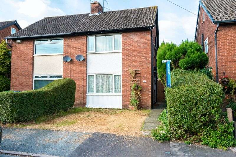2 Bedrooms Semi Detached House for sale in Northway, Lymm
