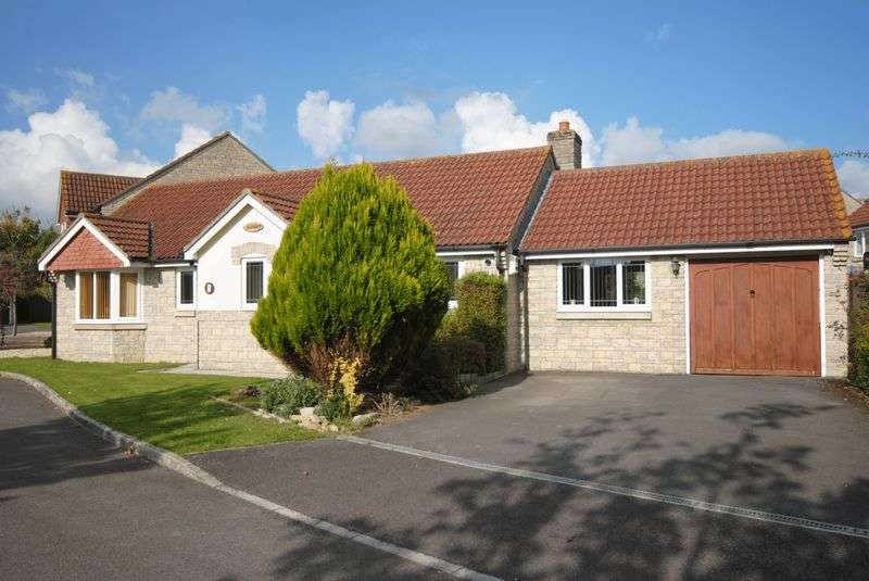 3 Bedrooms Detached Bungalow for sale in Ricksey Close, Somerton