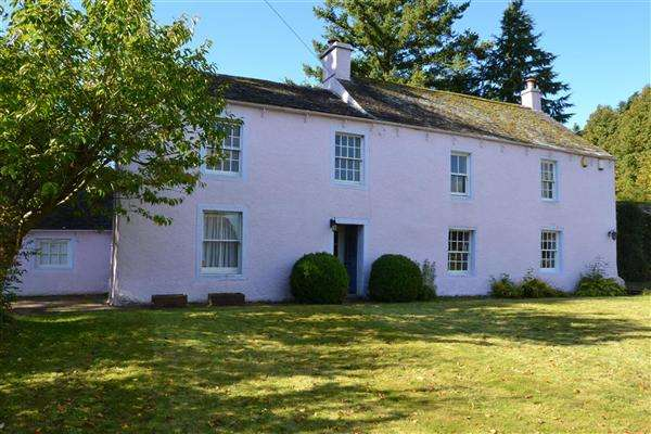4 Bedrooms Detached House for sale in Brandlingill Farmhouse, Cockermouth