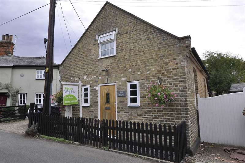 2 Bedrooms Detached House for sale in Chatham Green, Chelmsford