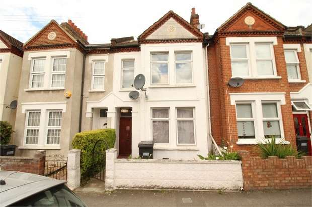 3 Bedrooms Terraced House for sale in Burlington Road, Thornton Heath, Surrey