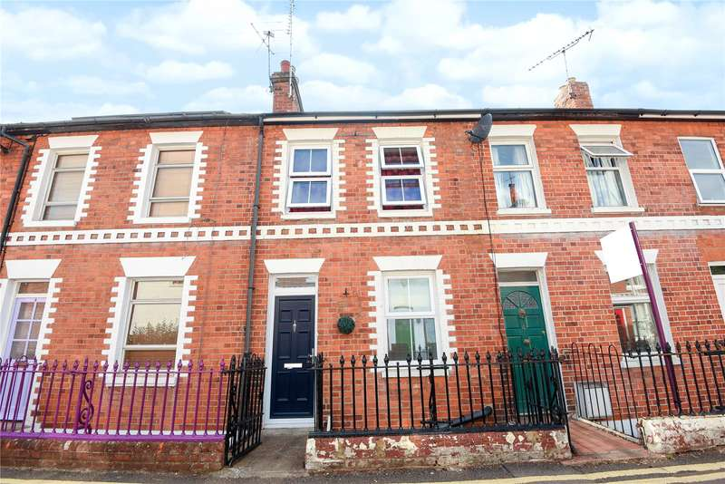 2 Bedrooms Terraced House for sale in Western Road, Reading, Berkshire, RG1