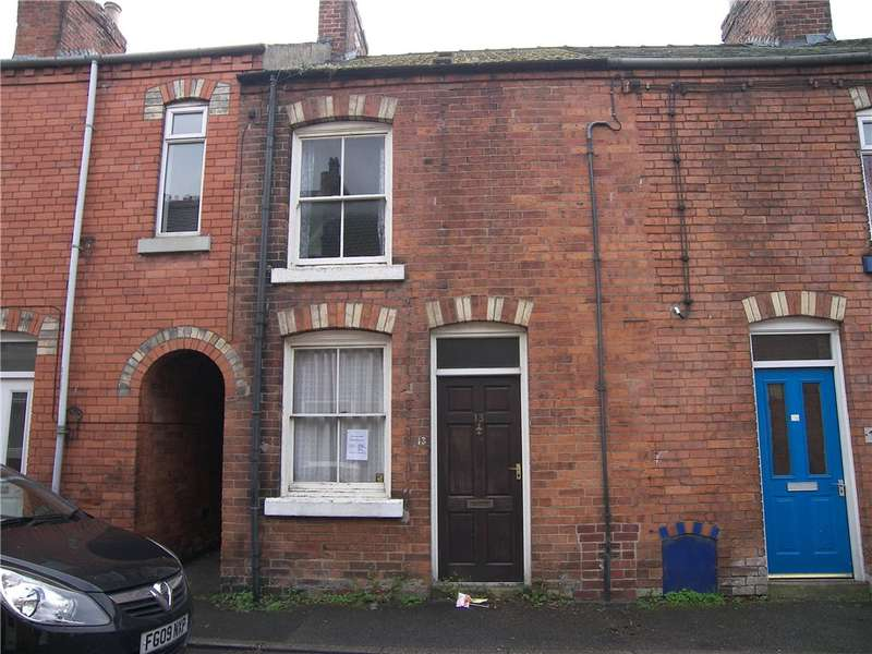 2 Bedrooms Terraced House for sale in Alfred Street, Riddings, Alfreton, Derbyshire, DE55
