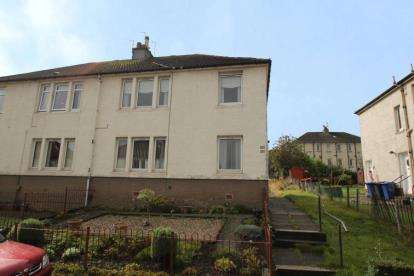 1 Bedroom Flat for sale in Crags Crescent, Paisley, Renfrewshire