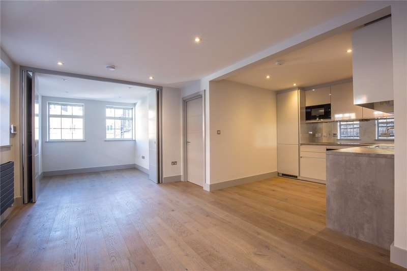 2 Bedrooms Apartment Flat for sale in Edison Road, Crouch End, London, N8