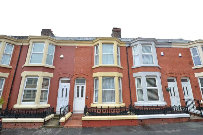 3 Bedrooms Terraced House for sale in Empress Road, Kensington, Liverpool, L7
