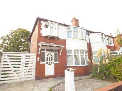 3 Bedrooms Semi Detached House for sale in Avonlea Drive, Burnage, Manchester, .