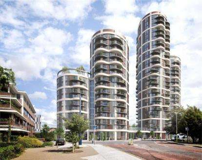 1 Bedroom Flat for sale in Cambridge Road, Barking