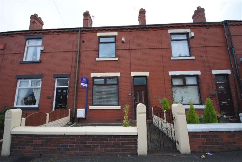 2 Bedrooms Terraced House for sale in Warrington Road, Goose Green, Wigan, WN3
