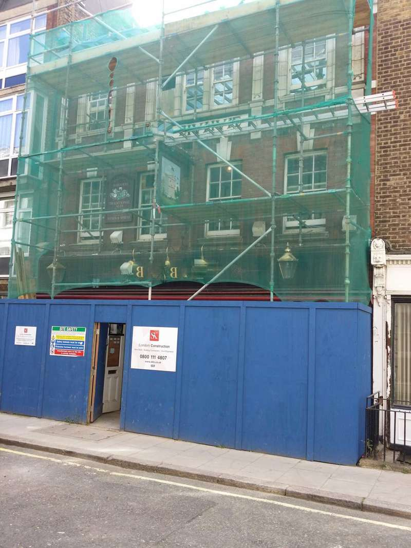 Pub Commercial for sale in Homer Street, Marylebone