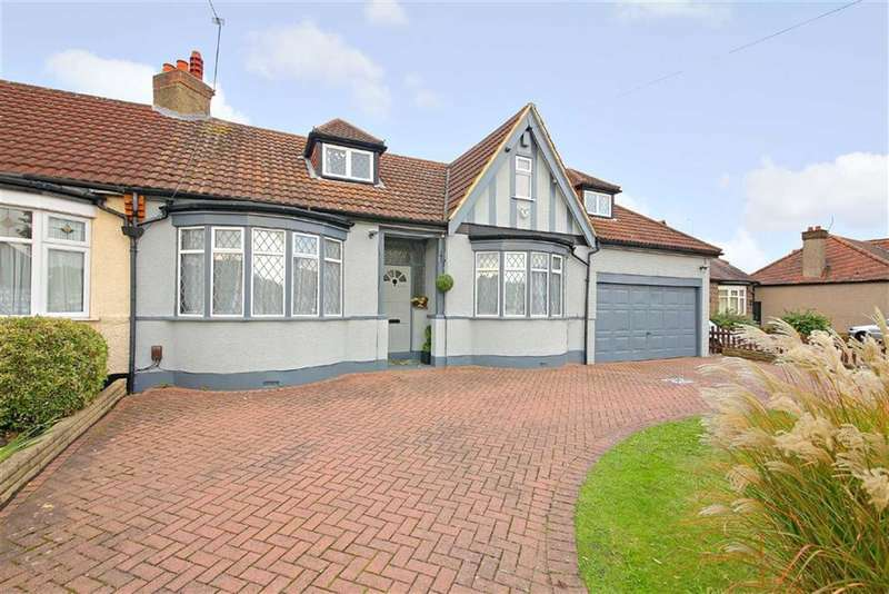 3 Bedrooms Property for sale in Manorway, Bush Hill Park, Middlesex