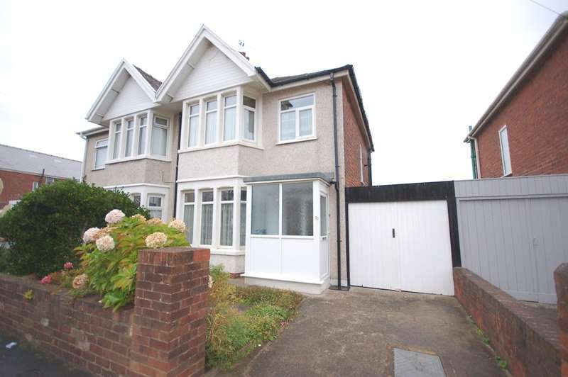 3 Bedrooms Semi Detached House for sale in Falmouth Road, Blackpool