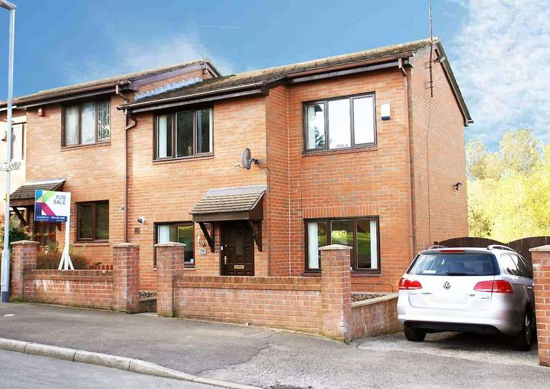 2 Bedrooms Semi Detached House for sale in 175 Acre Lane, Oldham