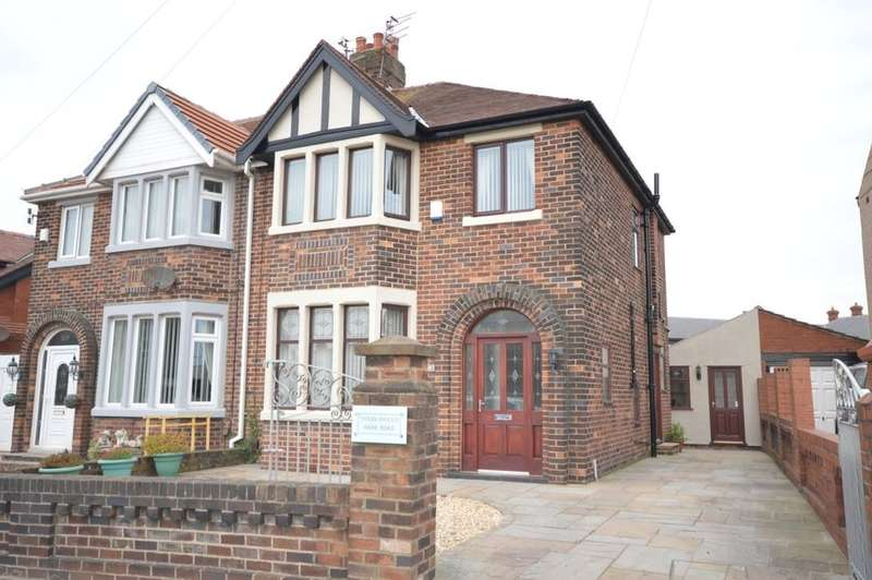 3 Bedrooms Semi Detached House for sale in Park Road, Marton