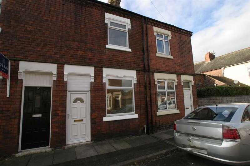 3 Bedrooms Terraced House for sale in Cornwallis Street, Stoke on Trent