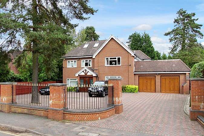 7 Bedrooms Detached House for sale in Furzefield Road, Beaconsfield, HP9