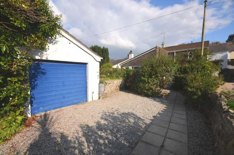 3 Bedrooms Detached House for sale in British Road, St. Agnes, Cornwall