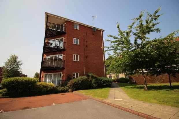 2 Bedrooms Apartment Flat for sale in Ellerman Road, Liverpool, Merseyside, L3 4FH