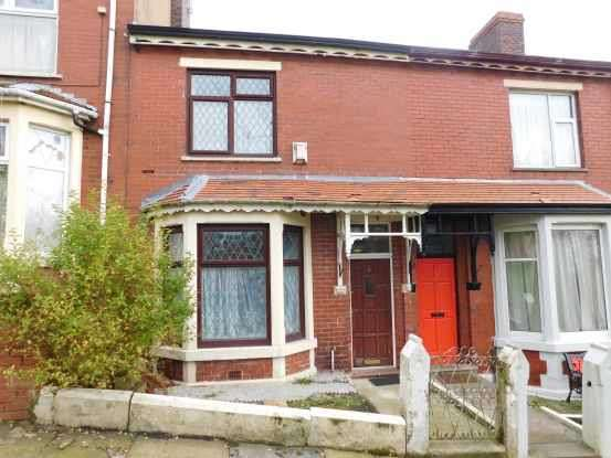 3 Bedrooms Terraced House for sale in Worston Place, Blackburn, Lancashire, BB2 6NW