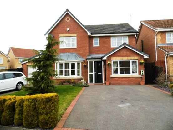 4 Bedrooms Detached House for sale in Winford Grove, County Durham, Durham, TS28 5DU